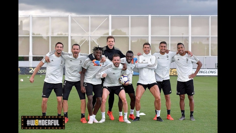 TRAINING | The W8NDERFUL cast's dress rehearsal for the Derby d'Italia