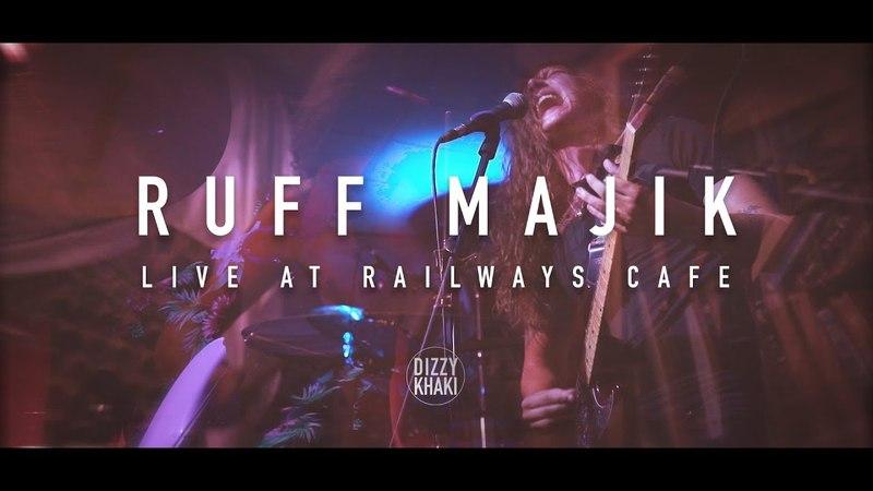 Ruff Majik - Hanami Sakura (live at Railways Café)