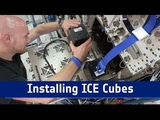 Horizons science installing ICE Cubes