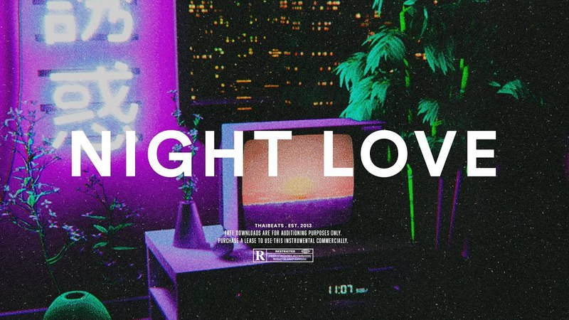 Trapsoul Type Beat Nights Love Smooth RB Rap Instrumental 2018
