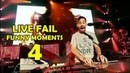 Linkin Park - Live fail moments (Funny Bloopers) 4