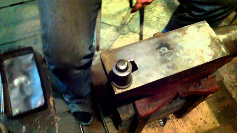 Изготовление клепанных колец на кольчугу. Часть 1.