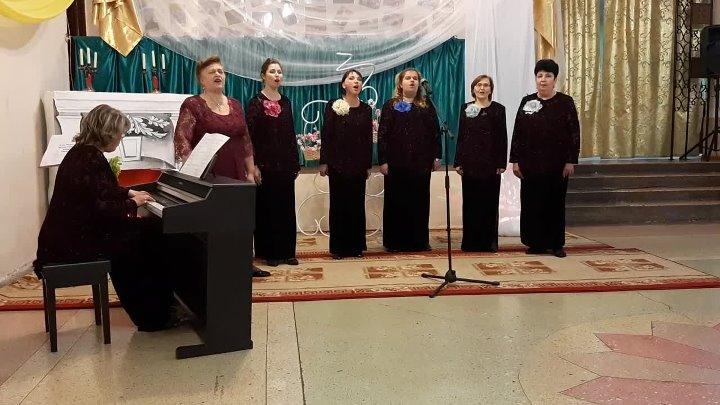 Ансамбль Элегия. ДМШ № 17 города Киселевска.