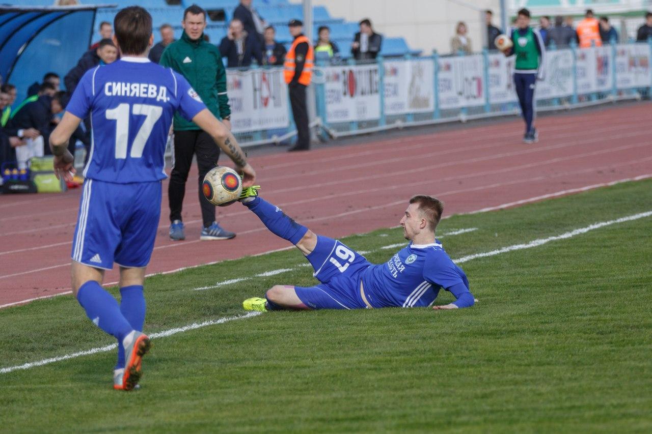 Курский «Авангард» сегодня проведет матч во Владивостоке