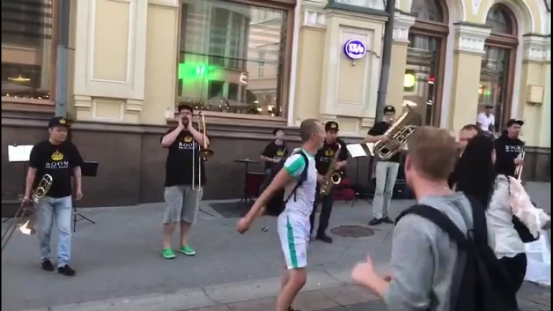 BOOM BRASS BAND - Кузнецкий мост