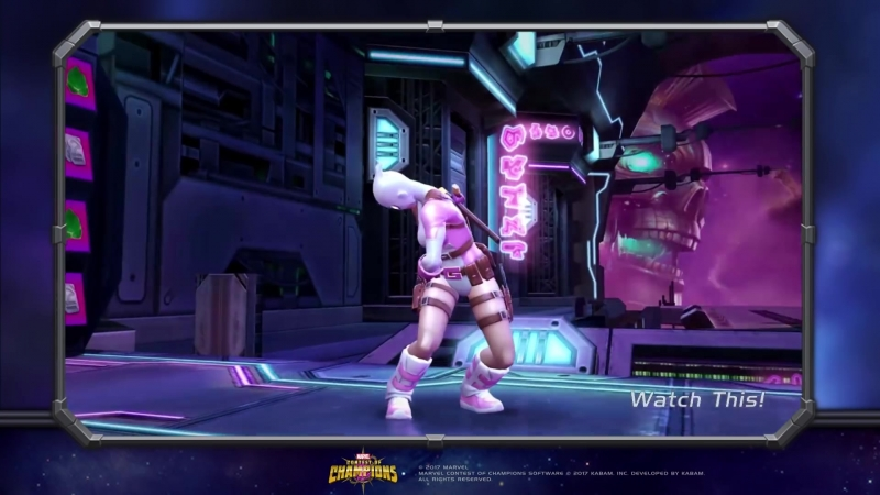 Gwenpool (Гвенпул) | Marvel Contest of Champions