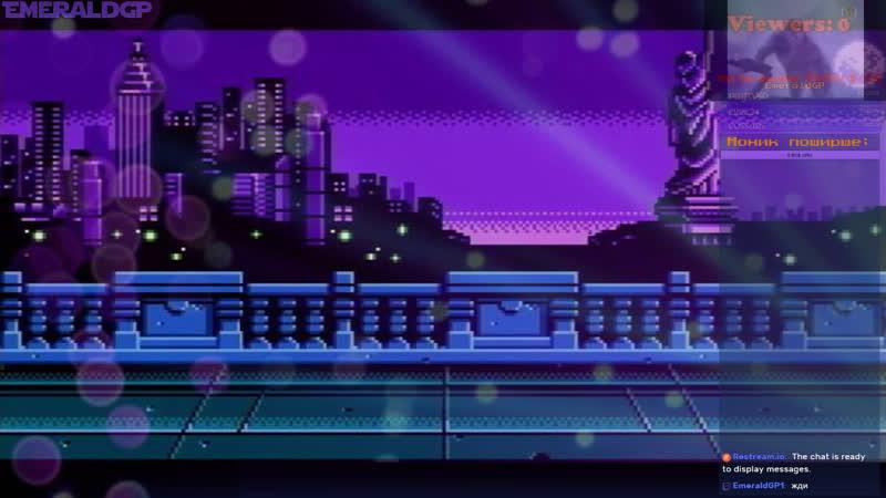 EmeraldGP Ретро-игры и чутка Мейнстрима.
