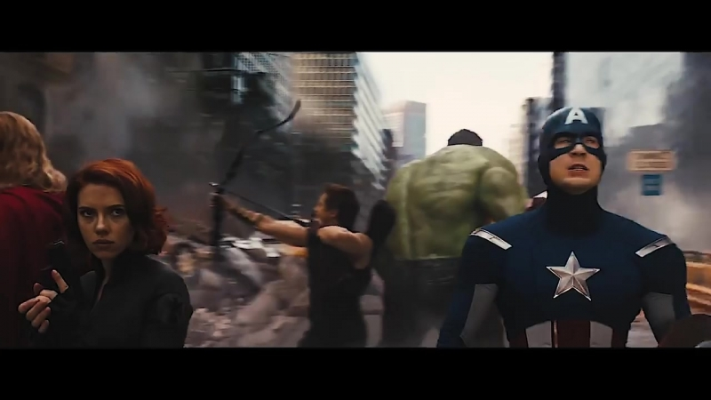 Marvel Cinematic Universe - We Will Rock You (Tribute).mp4