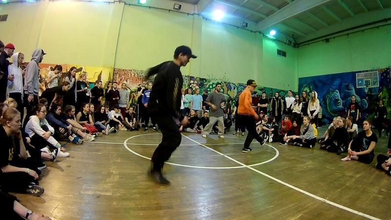 U-13 fest 2018 - Отбор House Dance ||Mr. Пугало X Quantum Lex|| Школа танцев S-ART