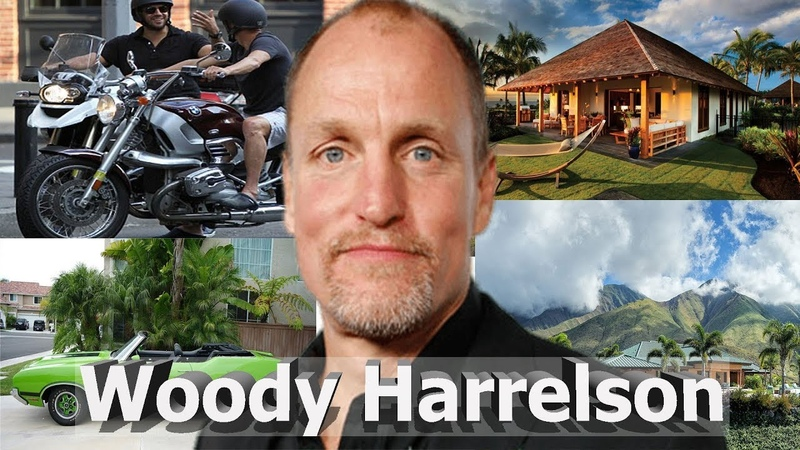Woody Harrelson ●Biography ●Net worth ●House ●Cars ●Family ●2018