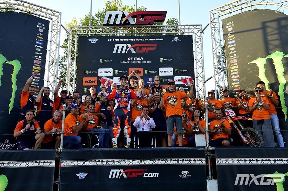 MXGP 2018: Результаты Гран При Италии