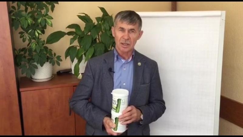 Врач-реабилитолог Ильдар Галимов о наборе Здоровые суставы - 1