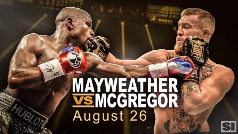 Floyd Mayweather vs. Conor McGregor [26.08.2017, Бокс, Первый канал HD без рекламы, 1080p, RUS]