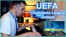 UEFA Champions League Anthem (Kyiv 2018) Ukraine / Final 26 May /Гімн Ліги Чемпіонів УЄФА
