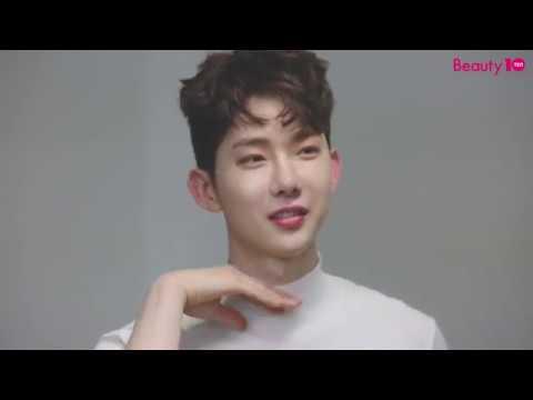 뷰티텐 2AM 조권의 뷰티텐화보 촬영 비하인드영상