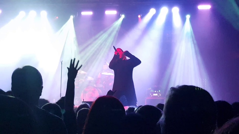 Diary of Dreams - Sinferno (Gothic meets klassik,Haus Auensee Leipzig 06.10.2018)