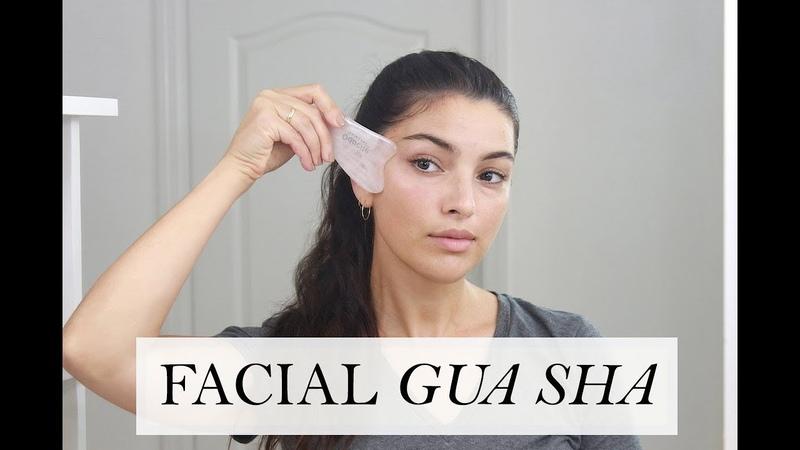 GUA SHA FACIAL MASSAGE | Genuine Glow