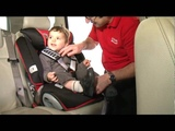 EVOLVA 1-2-3 PLUS - Installing the Seat 9 - 18kg