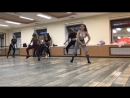 МК female dancehall