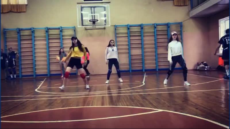 Танцы волейбольный турнир | Рыльск 🏐😍👌