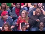 kiss cam boyfriend rejects girlfriend she kisses the other guy