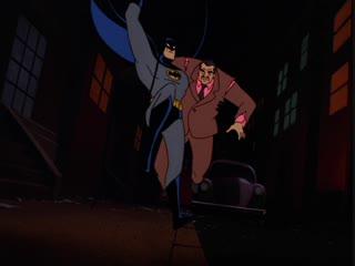 Бэтмен. 12 серия (S01E06). Никогда не поздно (русские субтитры)