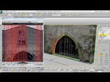 Modeling Facades in 3ds Max - Part 6 - Archways