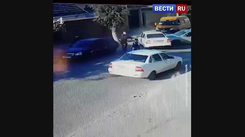 Группа вооруженных грабителей напала на дагестанского предпринимателя