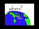 Who What Where When Why How? - Rockin' English Questions Song