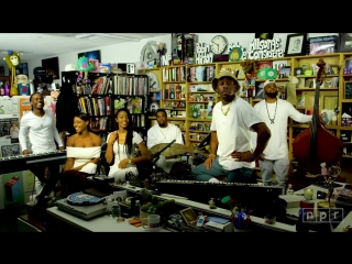 Tyler, The Creator NPR Music Tiny Desk Concert