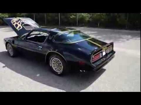 1977 Pontiac Trans Am Special Edition from Rev Up Motors STK 274