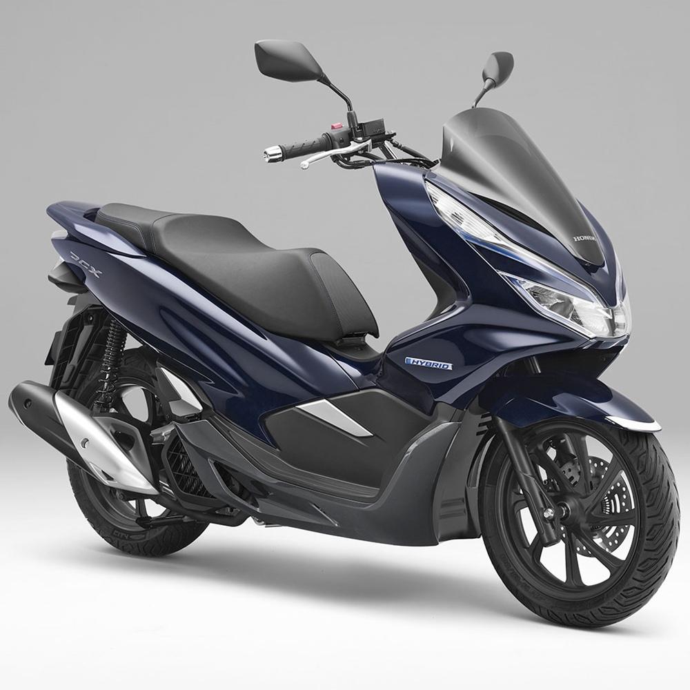 Гибридный скутер  Honda PCX Hybrid 2019