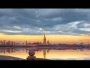 г. Cанкт-Петербург - Музыка Enya - May it be