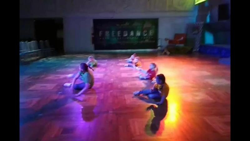 Freedance Репетиция Отчетный концерт Backstage сюрпризы