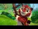 Лео и Тиг - Пропавшее вдохновение - мультфильм о жителях тайги