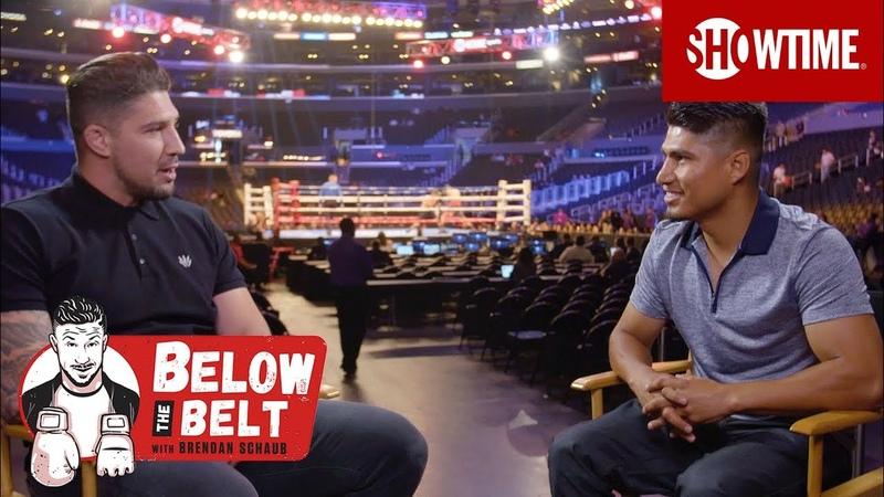 Mikey Garcia: Full Interview | BELOW THE BELT with Brendan Schaub