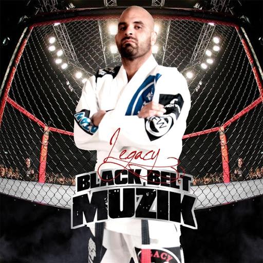 Legacy альбом Black Belt Muzik