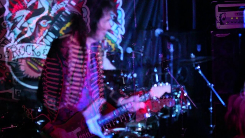Bernie Torme - Live - Bannermans Bar - Edinburgh - 15/11/2014