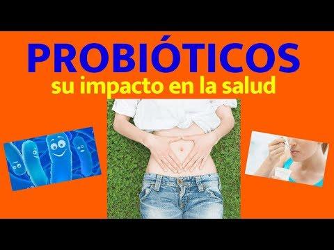 PROBIÓTICOS - su impacto en la salud