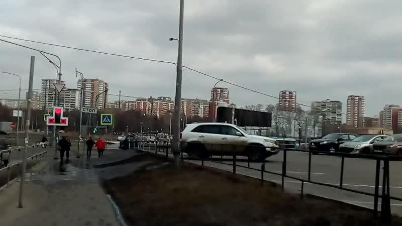 Москва 3 - улица пяловская торговый центр ТЦ xl Дмитровка хл селигерская, Коровинское шоссе зимой