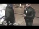 Неудачная попытка кражи