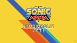 Sonic Mania - Studiopolis Act 1 Chiptune Cover