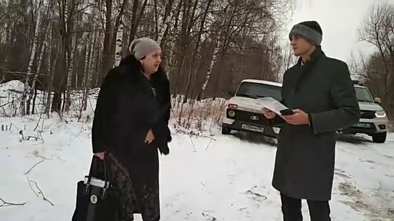 Нет полигону Тимохово и МСЗ в Ногинском р-не видеоматериал часть 2