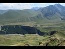 Северное приэльбрусье. Дорога по горе Сирх. Дорога на поляну Эммануэля.