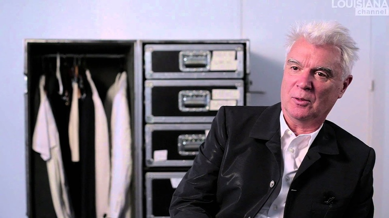 David Byrne Interview: When to Resist Technology