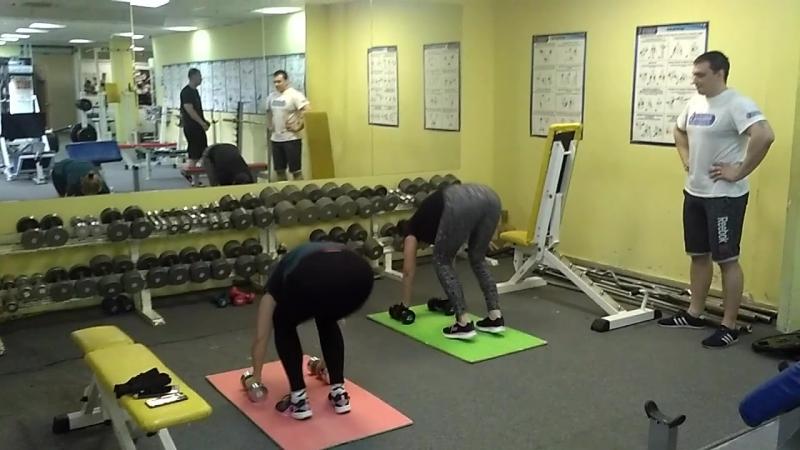 Кардио тренировочка