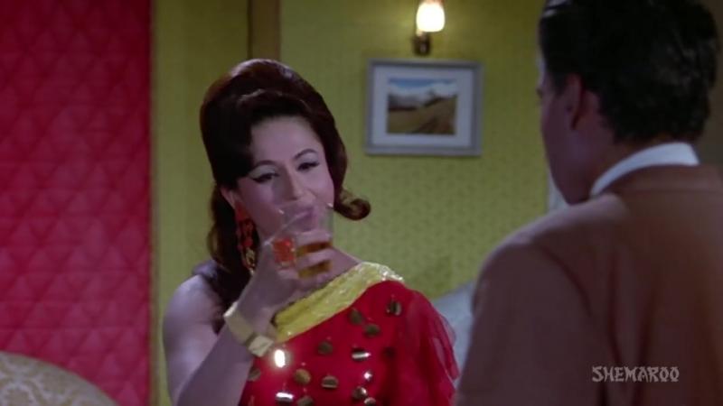 Aansoo Ban Gaye Phool -- Meherbaan Mehboob Dilber - Song - Helen - Ashok Kumar