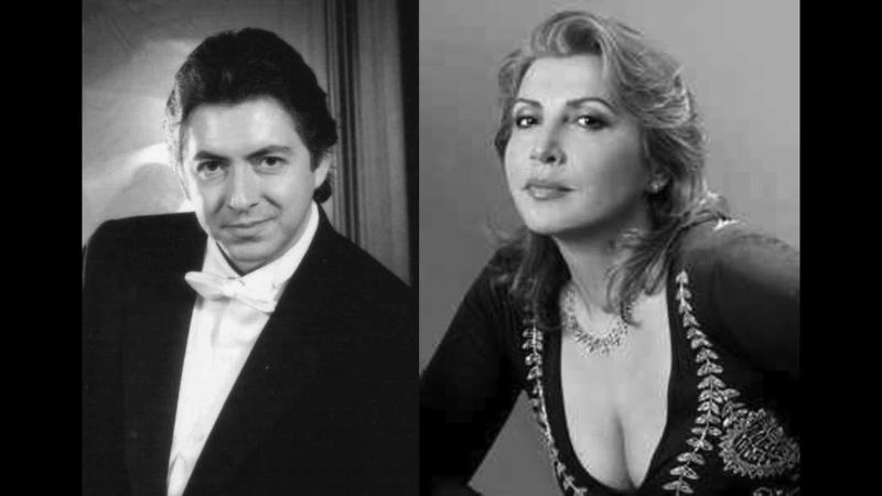 Maria Guleghina Francisco Araiza - Un ballo in maschera - Teco io sto (1989)
