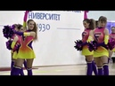 Феномен А г.Екатеринбург на первом открытом чемпионате по сheerleading в г.Тюмень