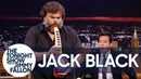 Jack Black Performs His Legendary Sax A Boom with The Roots